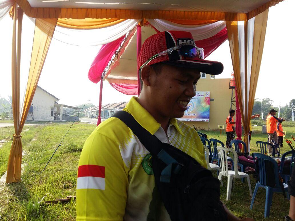 Asah Kemampuan, Pemanah Subang Ikuti Top Archery Club Lampung