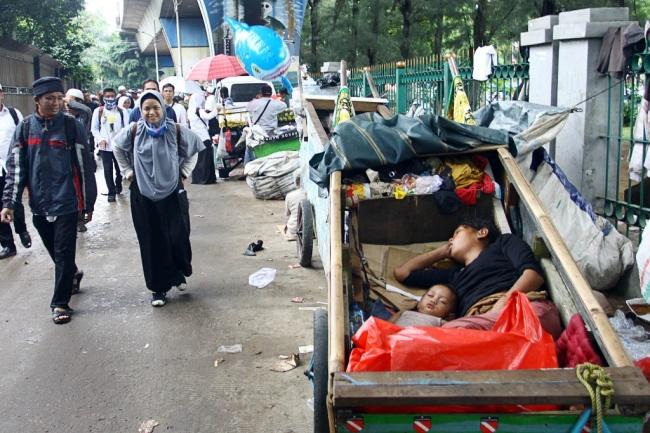 Hadapi Ketimpangan Tantangan Terberat Indonesia