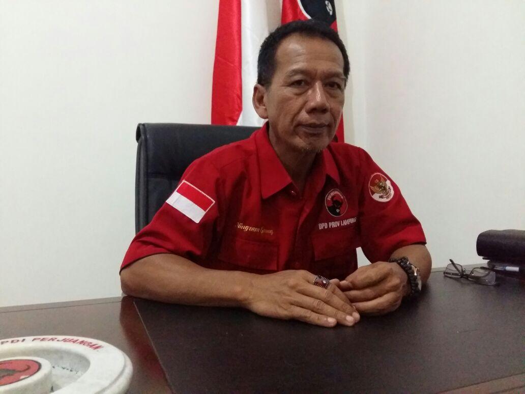 PDIP Lampung Siap Berdayakan Petani Melalui Insentif