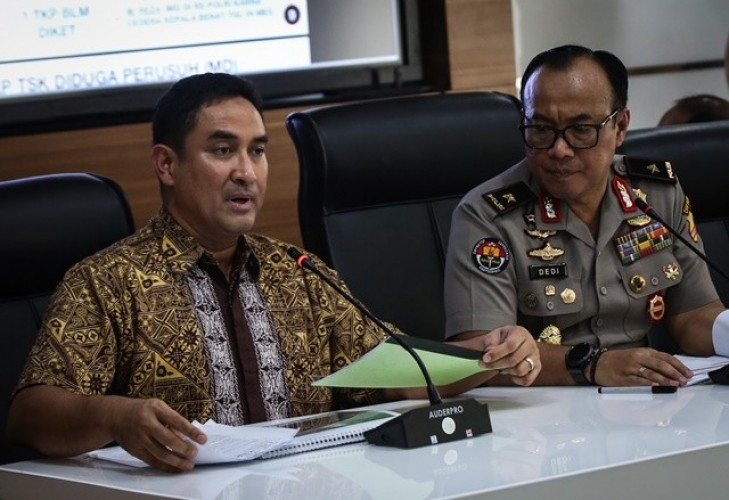 Abdul Basith Hendak Mengacaukan Pelantikan Presiden