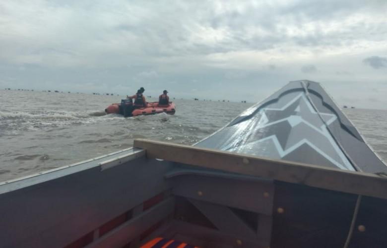 ABK Hilang di Perairan Tulangbawang Belum Ditemukan