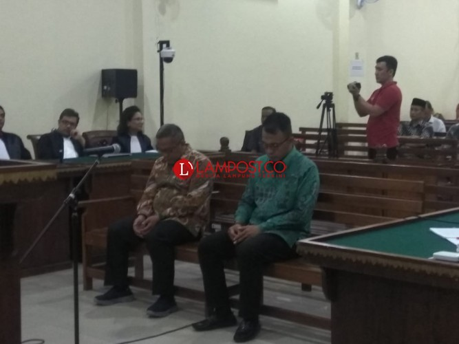 ABN dan Anjar Asmara Ajukan Penahanan di Sukamiskin