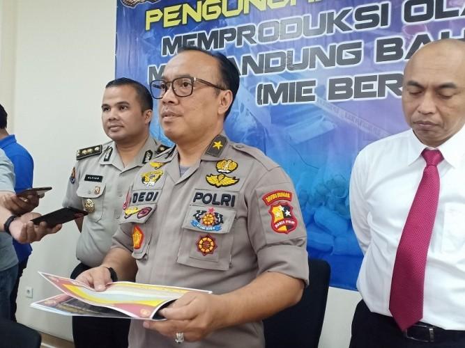 Abu Rara Memerintahkan Sang Anak Menyerang Wiranto