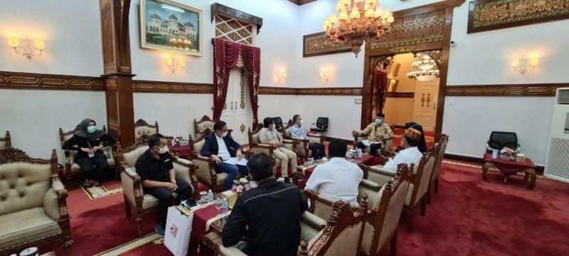 Aceh-Media Group Kerja Sama Pengembangan Potensi Daerah