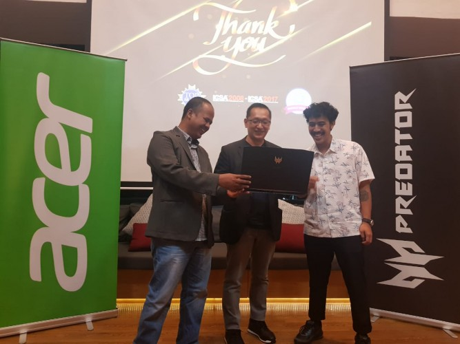 Acer Gelar Rangkaian Promosi Awal Tahun