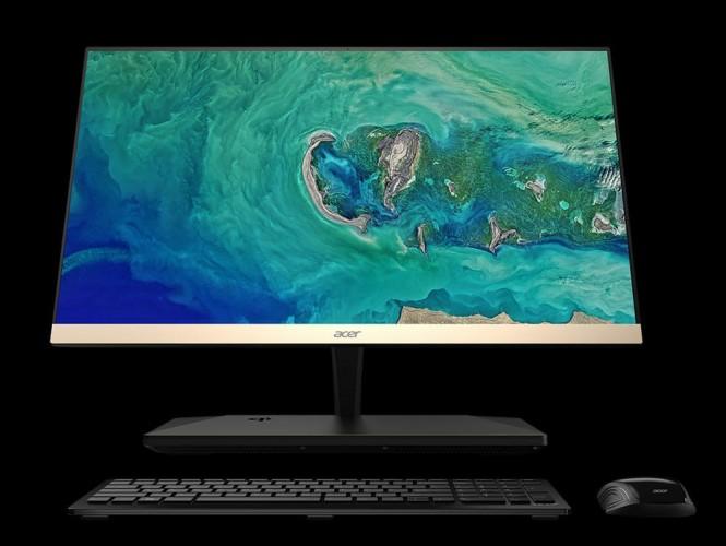 Intel Optane Hadir di Desktop All in One Super Tipis Dari Acer
