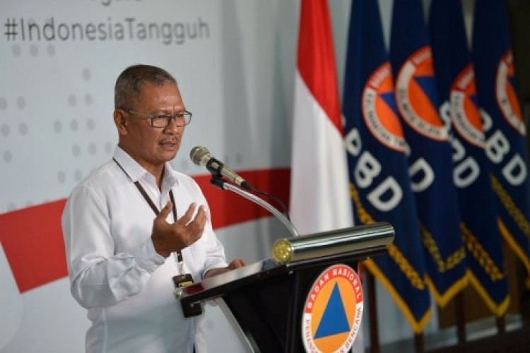 Achmad Yurianto: Masker tak Membunuh Virus