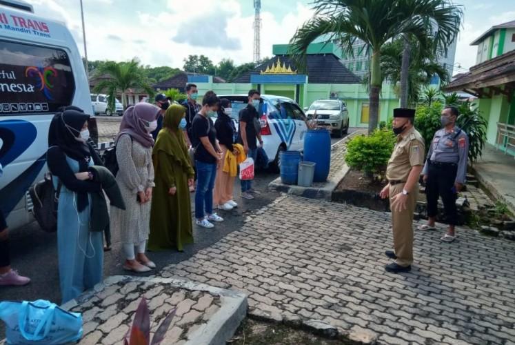 49.505 Warga Lampung Mencari Nafkah di Luar Negeri