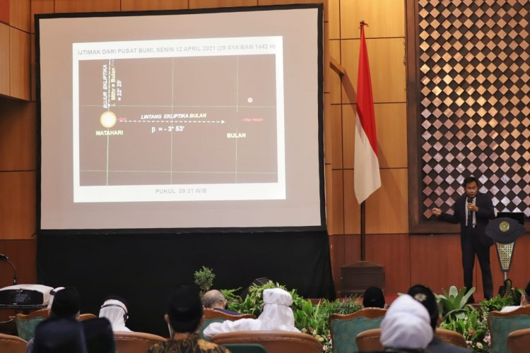 Ada Referensi Hilal Awal Ramadan Terlihat di Indonesia