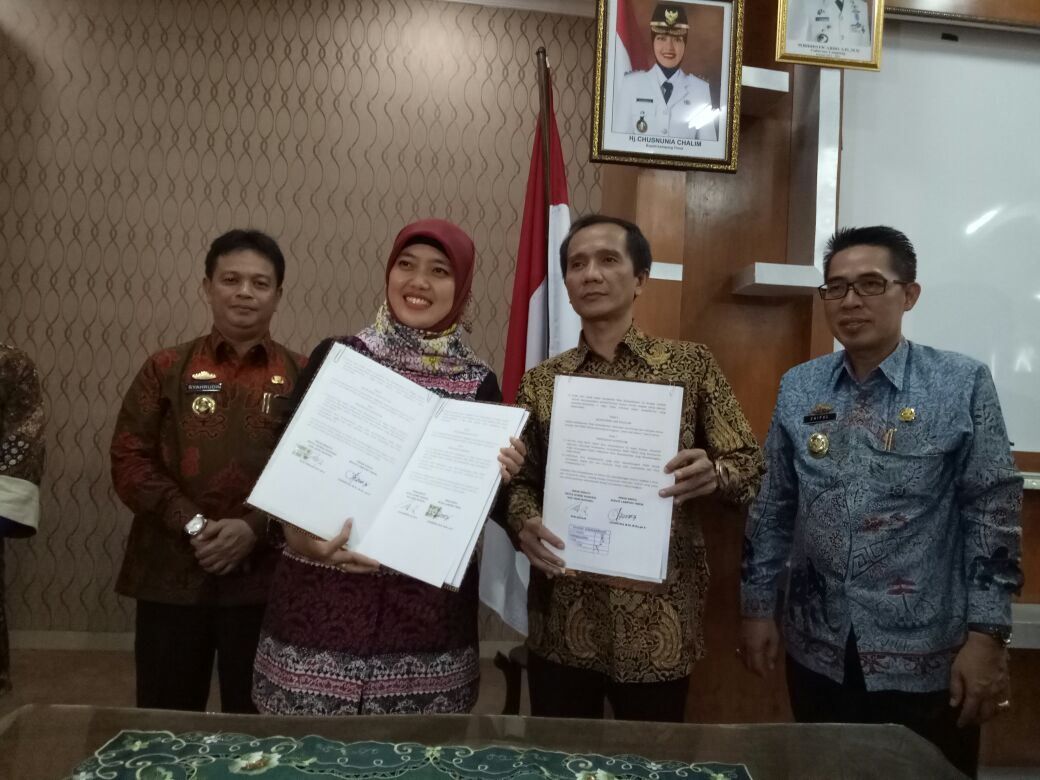 Lampung Timur Teken Kerja Sama dengan Komnas HAM