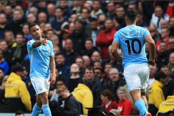 Manchester City Libas Habis Liverpool 5-0