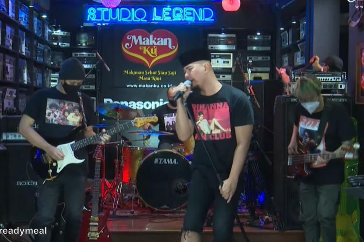 Ahmad Band Kembali Bangkit dengan Formasi Baru