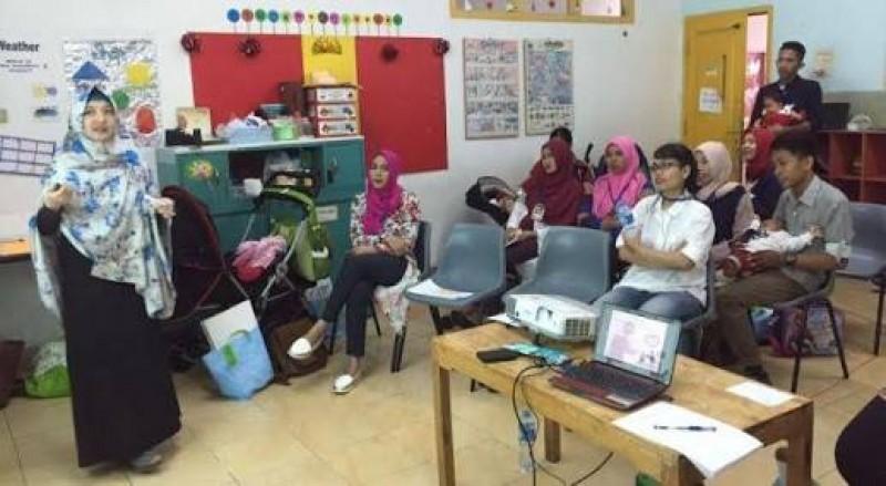 AIMI Kembali Gelar Kelas Edukasi Menyusui