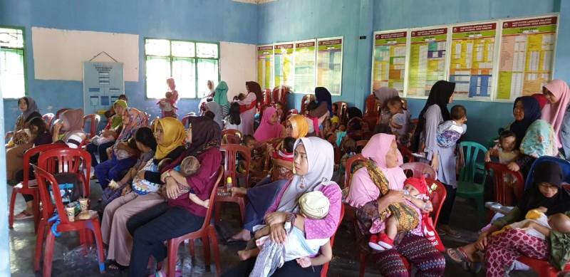 AIMI Lampung Berikan Konseling di Desa Banding dan Rajabasa