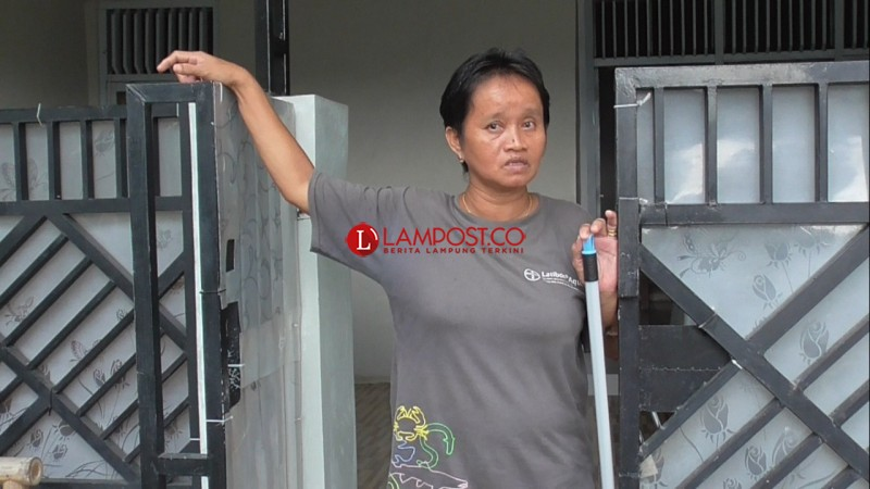 Air Lindi TPA Bakung Cemari Sumur Warga
