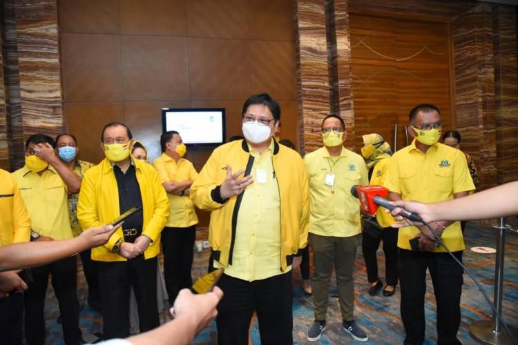 Airlangga Dinilai Miliki Dua Keunggulan untuk Jadi Capres 2024