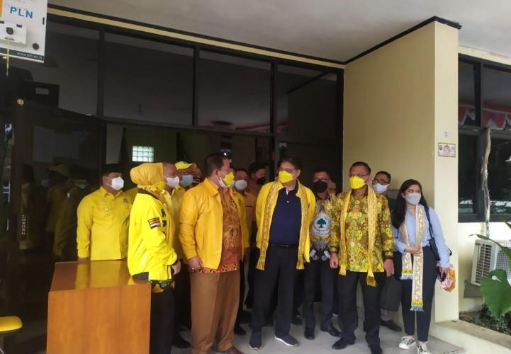Airlangga Dorong Yellow Clinic Layani Warga Lampung