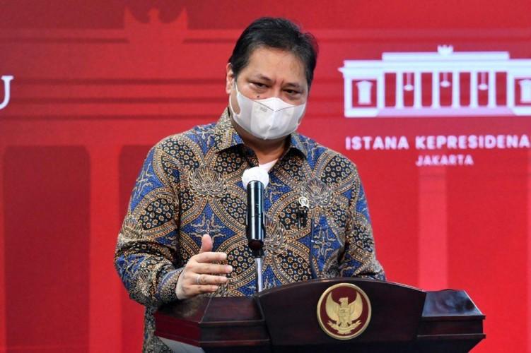 Airlangga: Harmoko Panutan Bagi Kader Golkar