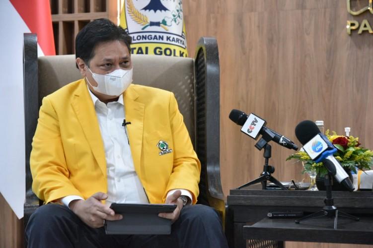 Airlangga Hartarto Berharap Golkar Institute Lahirkan Teknokrat Muda
