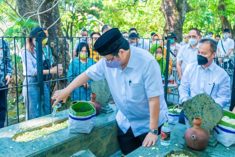 Airlangga Hartarto Disebut Masih Keturunan Trah Mangkunegara