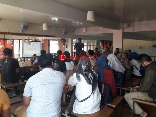 AJI-IJTI Lampung Kecam Kekerasan Terhadap Jurnalis.