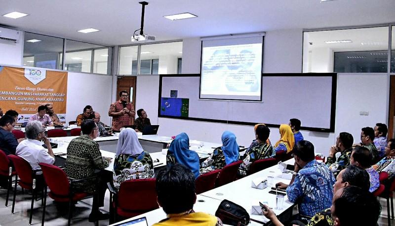 Akademisi UBL Aktif MembangunMasyarakat Tanggap Bencana