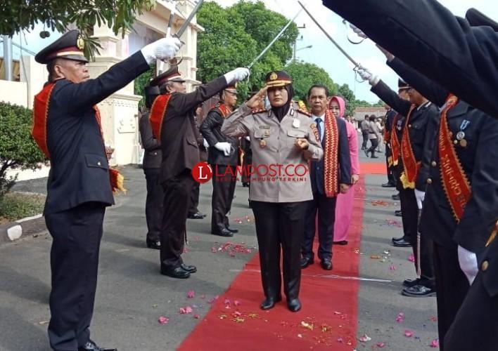 AKBP Retno Resmi Jabat Kapolres Metro