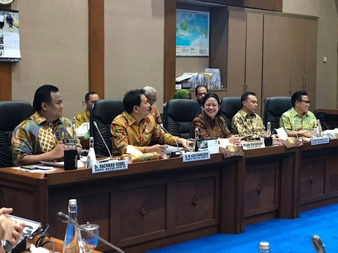 AKD DPR RI Terbentuk, Paripurna Perdana Bakal Digelar Pekan Depan