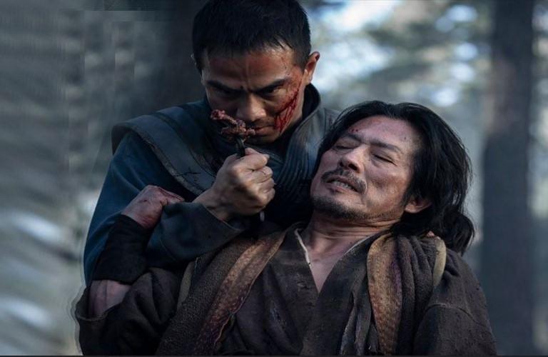 Aksi Brutal Joe Taslim di Trailer Perdana Mortal Kombat
