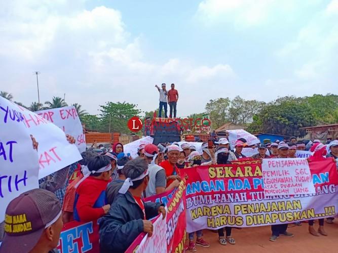 Aksi Massa SGC Masih Menunggu Kesepakatan di 15 Oktober 2018