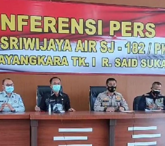Akta Kematian Satu Penumpang Sriwijaya Air SJ182 Asal Lampung Sudah Dibuat