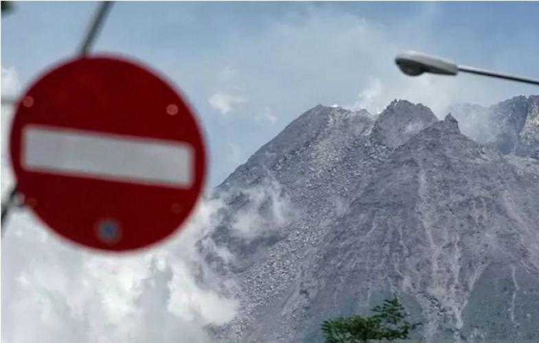 Aktivitas Kegempaan Gunung Merapi Masih Tinggi
