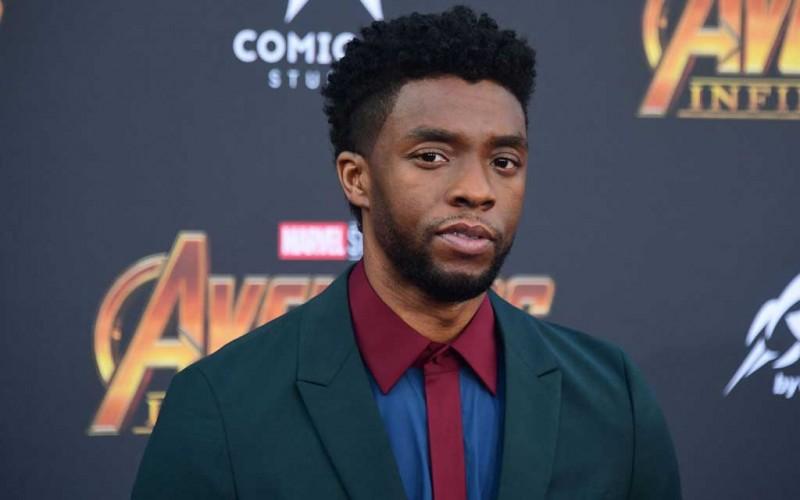 Aktor Pemeran Black Panther Meninggal Dunia