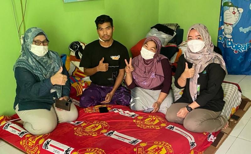 Alami Cidera di PON Papua, Atlet Karate Kontingen Bandar Lampung Mendapat Perlindungan BPJamsostek