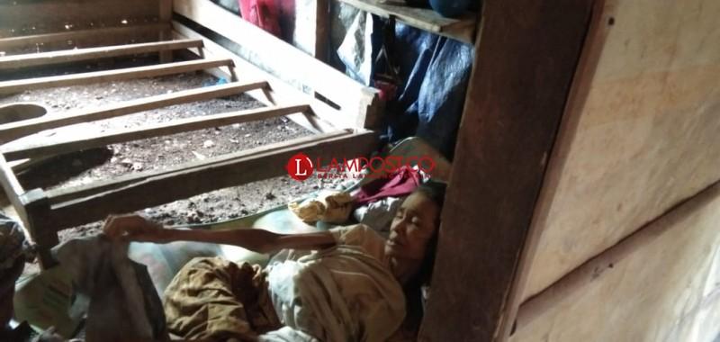Alami Penyakit Menahun, Warga Sidomulyo Harapkan Bantuan