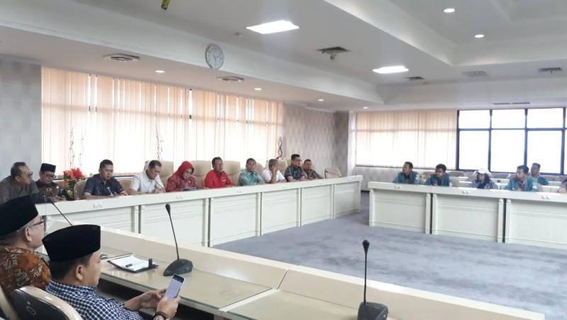 Aliansi Lampung untuk Indonesia Tagih Janji dan Komitmen DPRD