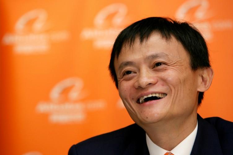 Alibaba di Tangan Zhang