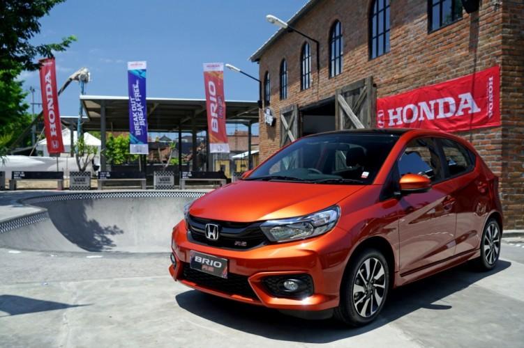 All New Brio Satya dan All New Brio RS Sumbang Penjualan Terbesar Honda di Mei 2019