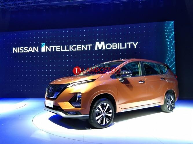 All New Livina Pakai Platform Xpander, Ini Alasan Nissan