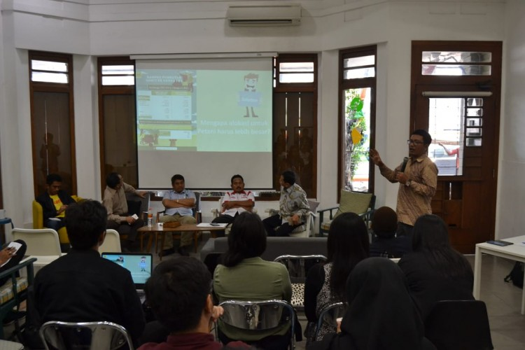 Alokasi Dana Sawit Salah Kaprah