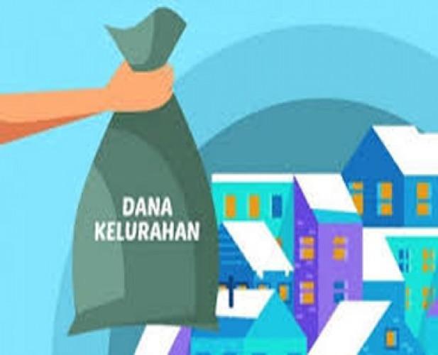 Alokasi Dana Kelurahan untuk 5 Kelurahan di Lambar Rp3,5 Miliar