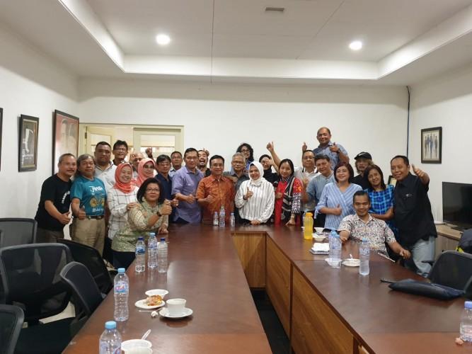 Alumni Trisakti Untuk Jokowi Dukung Keputusan MK