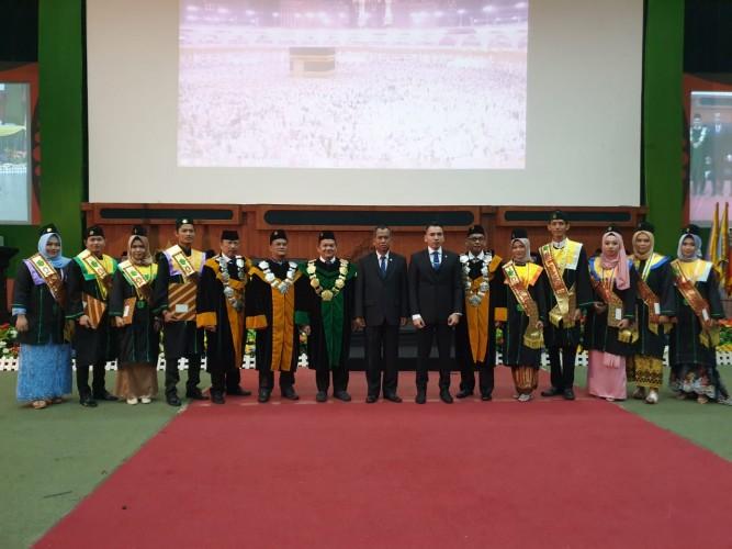 Alumni Universitas Malahayati Harus Bisa Ikuti Perkembangan Zaman