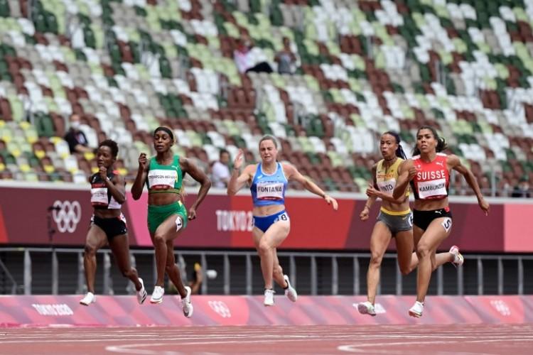 Alvin Tehupeiory Gagal ke Semifinal 100 Meter Putri Olimpiade
