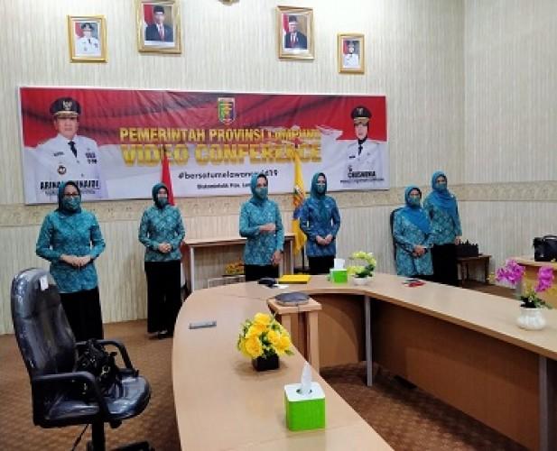 Anak Lampung Harus Patuhi Pakai Masker