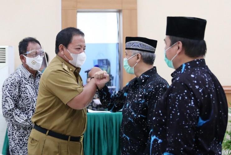 Andri Yogama Pimpin BPK Lampung