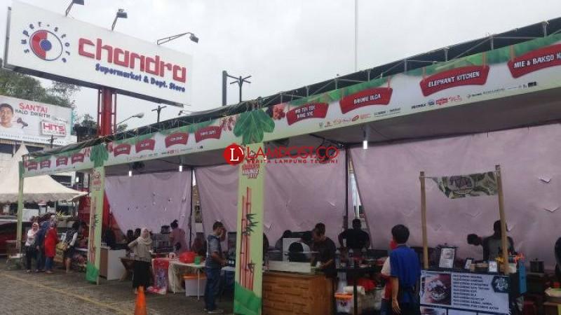 Aneka Menu Bakal Tersaji di Chandra Kuliner 2018