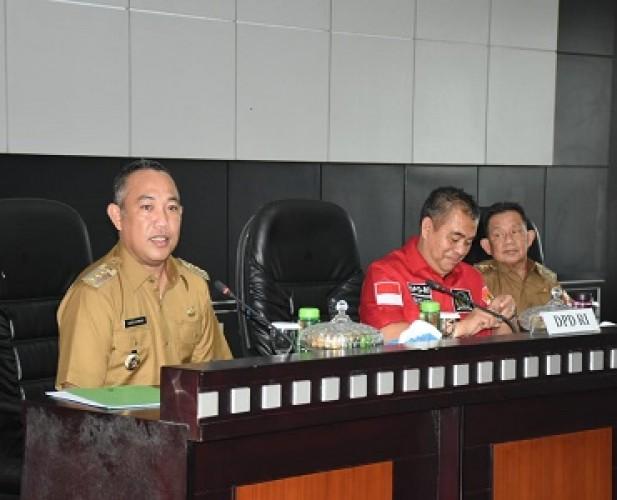 Anggota DPD Serap Aspirasi Pembangunan di Tubaba