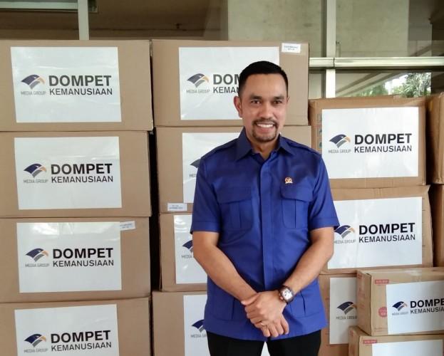 Anggota DPR Fraksi NasDem Siap Potong Gaji hingga Virus Korona Berakhir