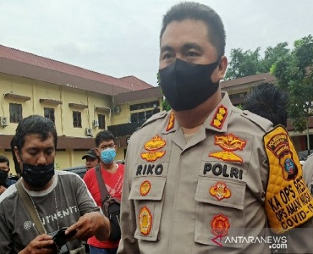 Anggota DPRD Sumut Tersangka Penganiayaan Polisi